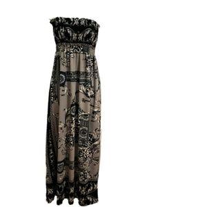 She's Cool Boho Style Maxi Dress